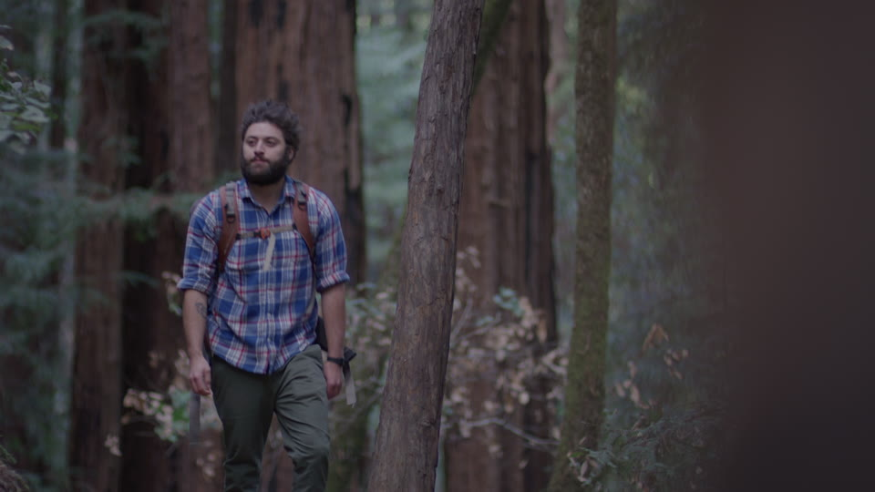 Get 5K premium stock footage video clip - Hiker In The Woods - shot on RED Camera. Available immediately in RED R3D format. Choose from a wide range of footage collections with clips that belong together. One simple license for any use. New collections added weekly. ID 1255. Download footage now!