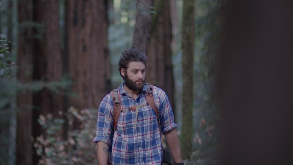 Get 5K premium stock footage video clip - Hiker In The Woods - shot on RED Camera. Available immediately in RED R3D format. Choose from a wide range of footage collections with clips that belong together. One simple license for any use. New collections added weekly. ID 1257. Download footage now!