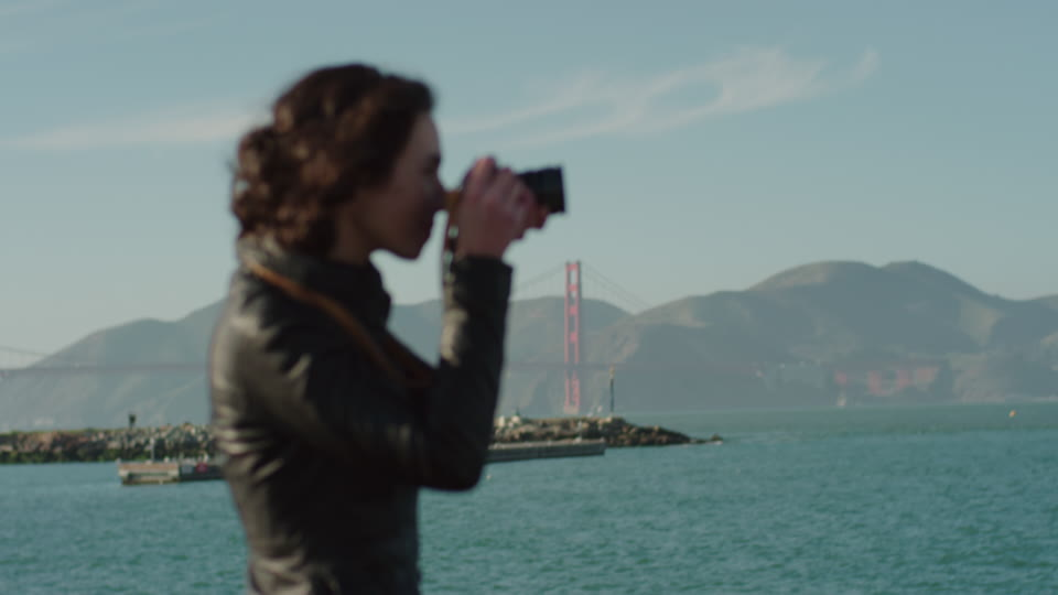Get 5K premium stock footage video clip - Tourist In San Francisco - shot on RED Camera. Available immediately in RED R3D format. Choose from a wide range of footage collections with clips that belong together. One simple license for any use. New collections added weekly. ID 1808. Download footage now!