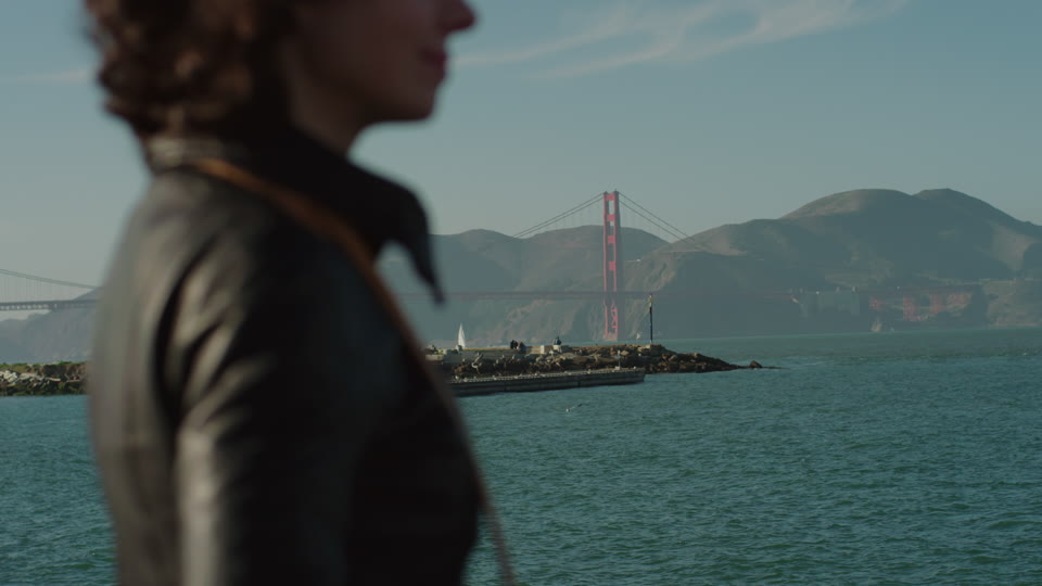 Get 5K premium stock footage video clip - Tourist In San Francisco - shot on RED Camera. Available immediately in RED R3D format. Choose from a wide range of footage collections with clips that belong together. One simple license for any use. New collections added weekly. ID 1810. Download footage now!