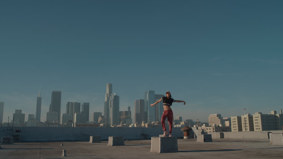 Get 5K premium stock footage video clip - Dancing Girl - shot on RED Camera. Available immediately in RED R3D format. Choose from a wide range of footage collections with clips that belong together. One simple license for any use. New collections added weekly. ID 1060. Download footage now!