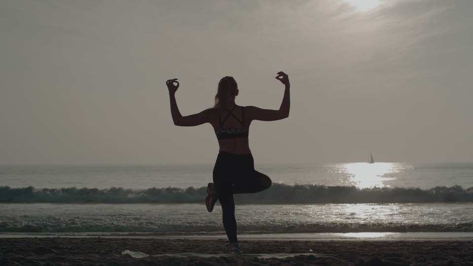 Get 5K premium stock footage video clip - Yoga On The Beach - shot on RED Camera. Available immediately in RED R3D format. Choose from a wide range of footage collections with clips that belong together. One simple license for any use. New collections added weekly. ID 1691. Download footage now!