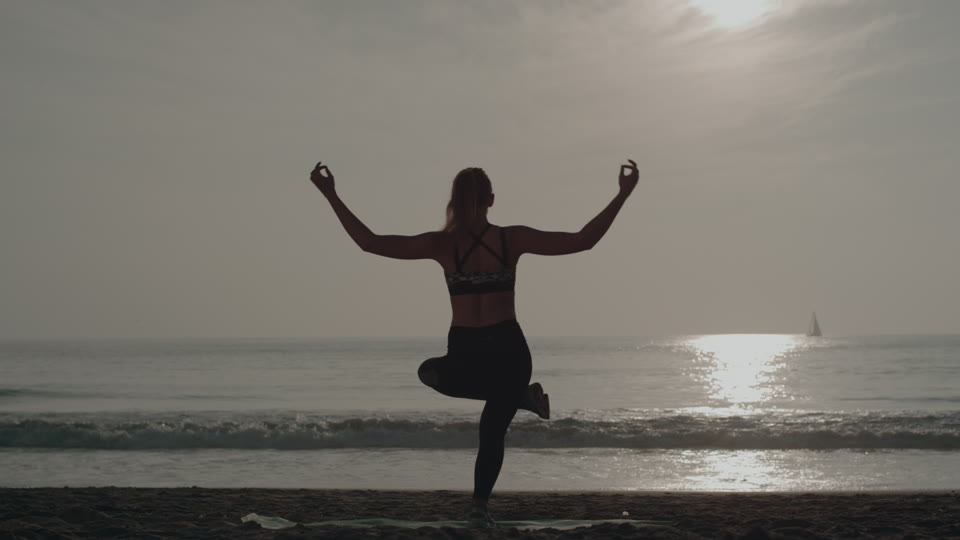 Get 5K premium stock footage video clip - Yoga On The Beach - shot on RED Camera. Available immediately in RED R3D format. Choose from a wide range of footage collections with clips that belong together. One simple license for any use. New collections added weekly. ID 1692. Download footage now!