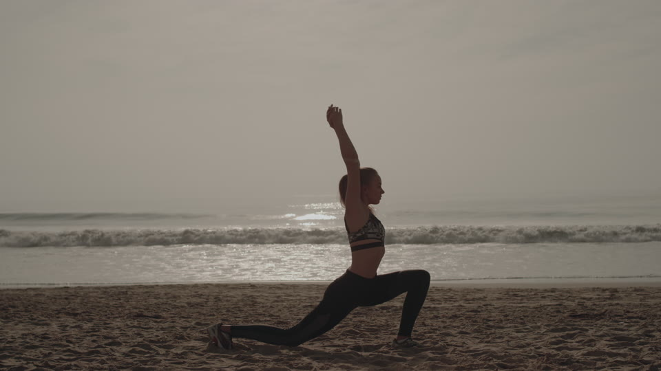 Get 5K premium stock footage video clip - Yoga On The Beach - shot on RED Camera. Available immediately in RED R3D format. Choose from a wide range of footage collections with clips that belong together. One simple license for any use. New collections added weekly. ID 1702. Download footage now!