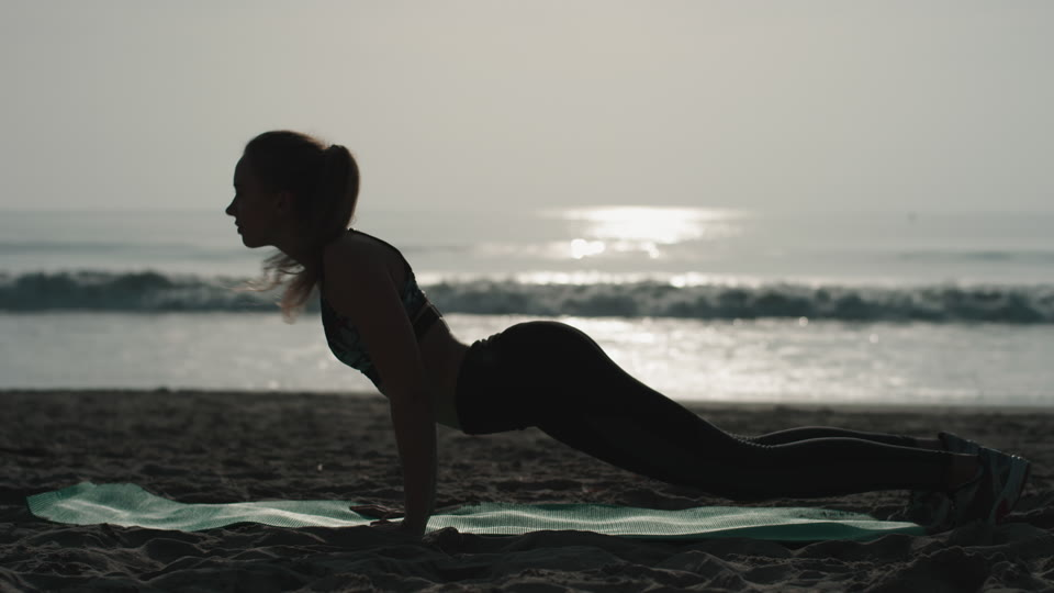 Get 5K premium stock footage video clip - Yoga On The Beach - shot on RED Camera. Available immediately in RED R3D format. Choose from a wide range of footage collections with clips that belong together. One simple license for any use. New collections added weekly. ID 1711. Download footage now!
