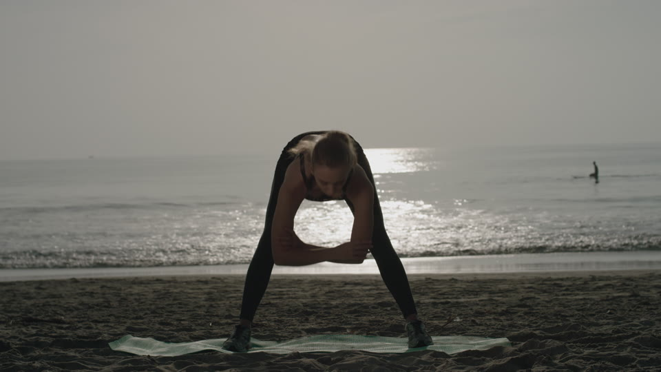 Get 5K premium stock footage video clip - Yoga On The Beach - shot on RED Camera. Available immediately in RED R3D format. Choose from a wide range of footage collections with clips that belong together. One simple license for any use. New collections added weekly. ID 1715. Download footage now!