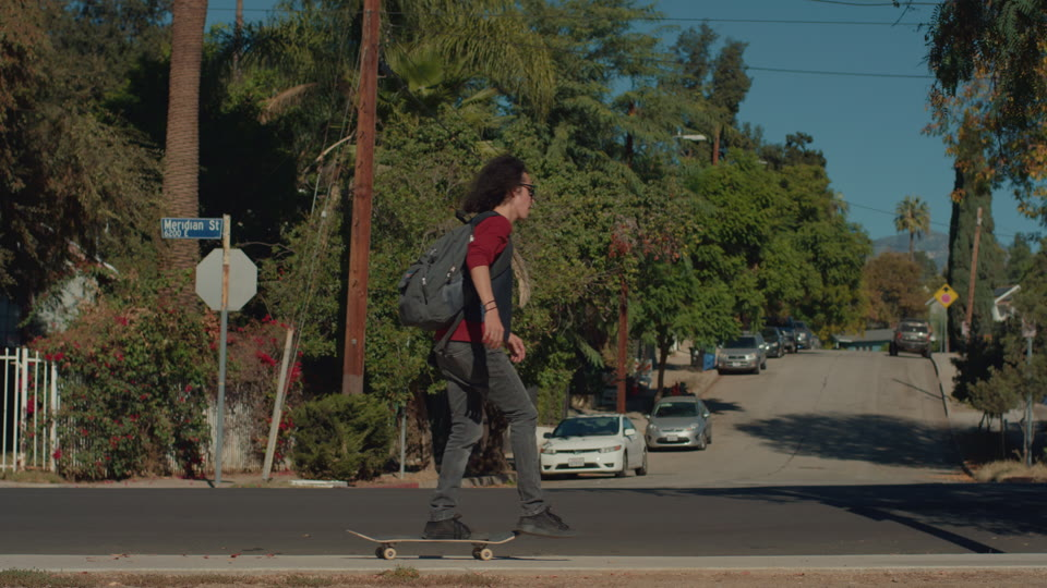 Get 5K premium stock footage video clip - Skater on a skateboard moving through a suburban street  - shot on RED Camera. Available immediately in RED R3D format. Choose from a wide range of footage collections with clips that belong together. One simple license for any use. New collections added weekly. ID 1888. Download footage now!