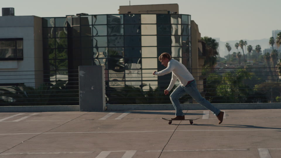 Get 5K premium stock footage video clip - Skater in Los Angeles - shot on RED Camera. Available immediately in RED R3D format. Choose from a wide range of footage collections with clips that belong together. One simple license for any use. New collections added weekly. ID 1909. Download footage now!