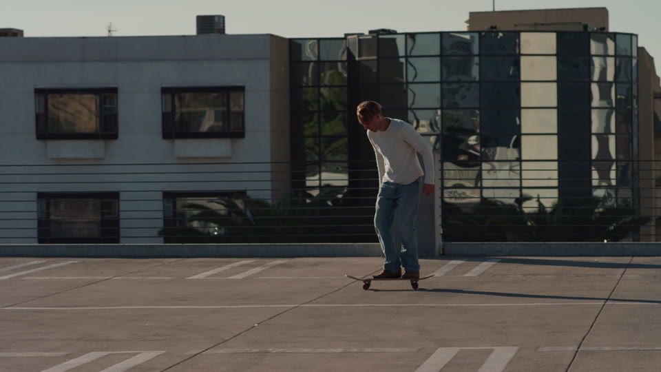 Get 5K premium stock footage video clip - Skater in Los Angeles - shot on RED Camera. Available immediately in RED R3D format. Choose from a wide range of footage collections with clips that belong together. One simple license for any use. New collections added weekly. ID 1910. Download footage now!