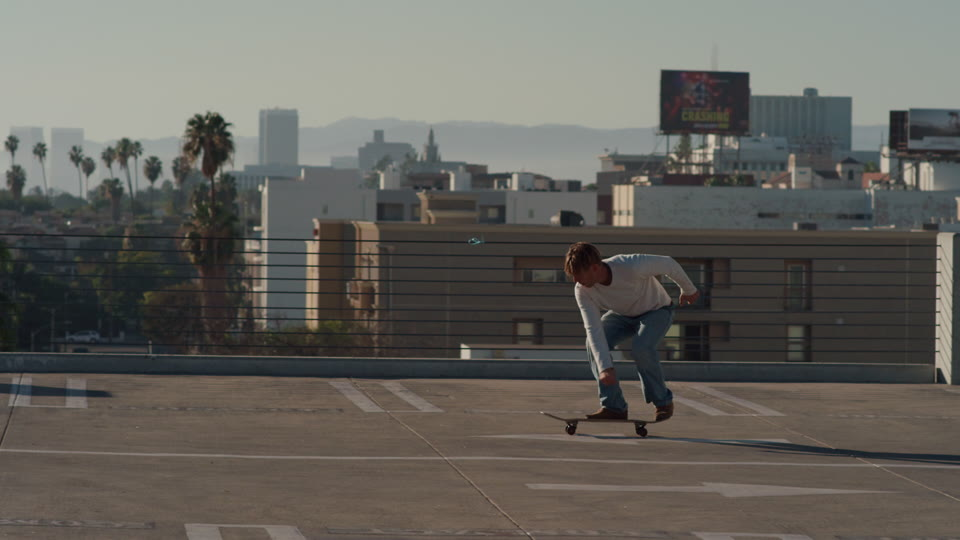 Get 5K premium stock footage video clip - Skater in Los Angeles - shot on RED Camera. Available immediately in RED R3D format. Choose from a wide range of footage collections with clips that belong together. One simple license for any use. New collections added weekly. ID 1912. Download footage now!
