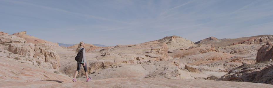 A Tough Hike Among the Cliffs