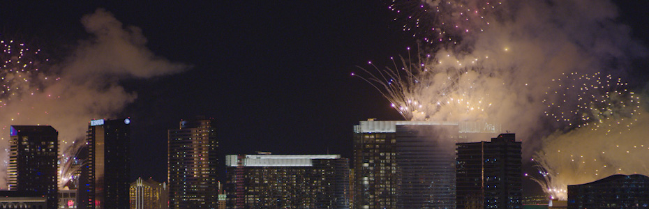 A Vegas New Year's Eve to Remember