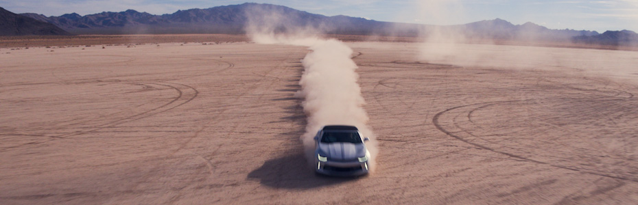 The Desert Is My Own Sandbox