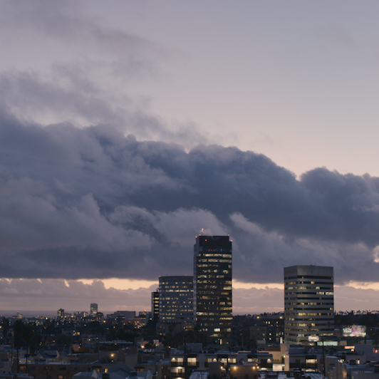 8K premium royalty-free stock footage shot on RED Camera, instantly available in RED R3D format. License this collection of Sunset Over LA now!