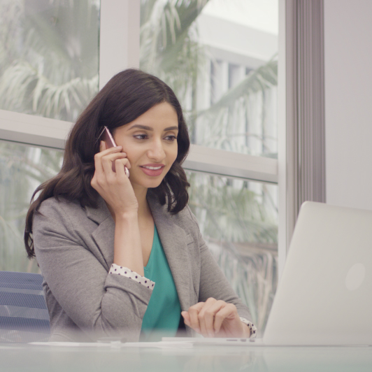 Premium stock footage collections shot on RED. License this high quality video of Office Hours Girlboss Taking Care of Business