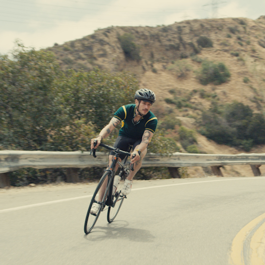 8K premium royalty-free stock footage shot on RED Camera, instantly available in RED R3D format. License this collection of Riding Up a Hill now!