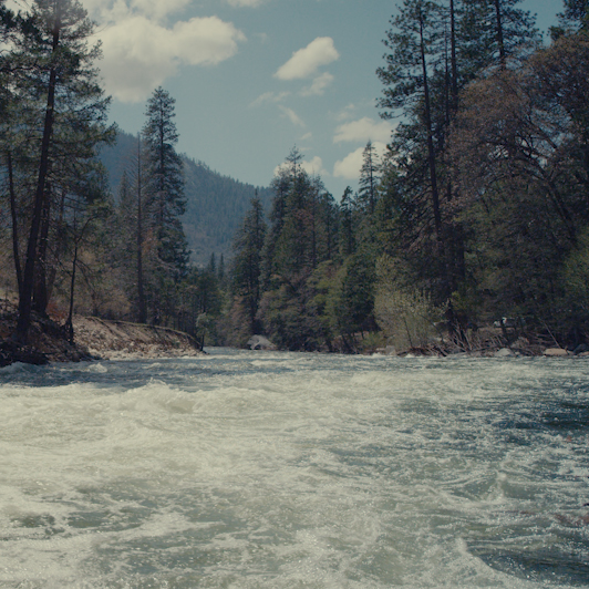 8K premium royalty-free stock footage shot on RED Camera, instantly available in RED R3D format. License this collection of A Mountain Creek now!