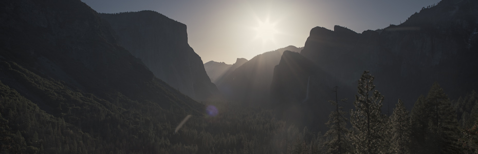 Yosemite Time Lapses