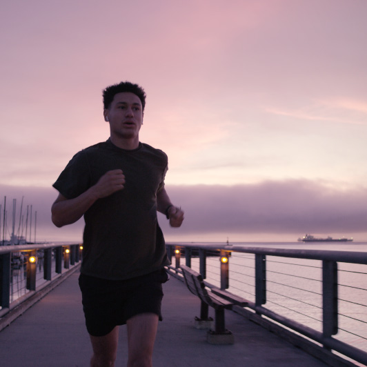 8K premium royalty-free stock footage shot on RED Camera, instantly available in RED R3D format. License this collection of Running In The City now!