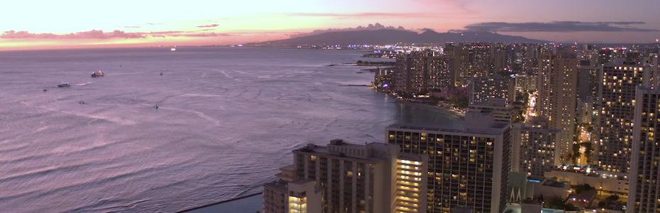 Honolulu Aerials