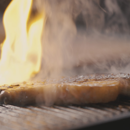 8K premium royalty-free stock footage shot on RED Camera, instantly available in RED R3D format. License this collection of Steak now!