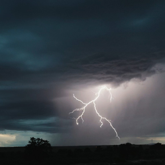 8K premium royalty-free stock footage shot on RED Camera, instantly available in RED R3D format. License this collection of Thunderstorm now!