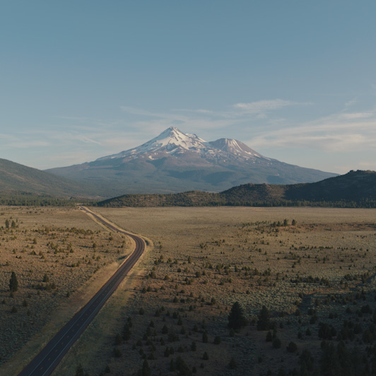 8K premium royalty-free stock footage shot on RED Camera, instantly available in RED R3D format. License this collection of Mount Shasta now!