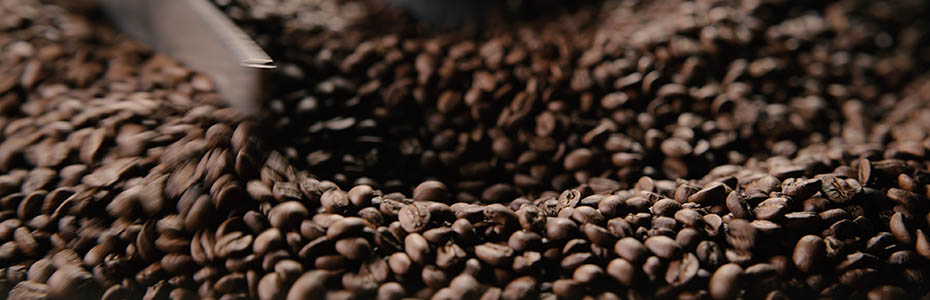 Stock Video Footage Of A Busy Coffee Factory