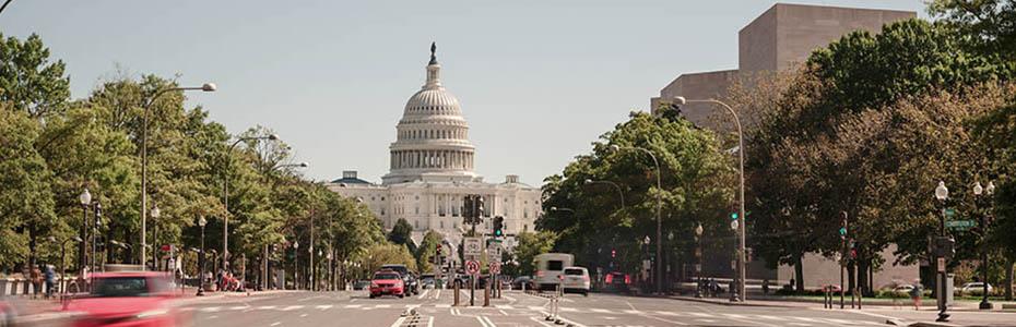 8K Washington D.C. Timelapse
