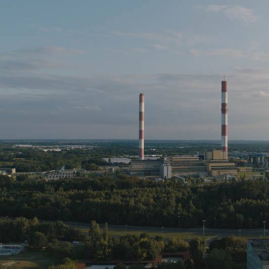 8K premium royalty-free stock footage shot on RED Camera, instantly available in RED R3D format. License this collection of Industrial City now!