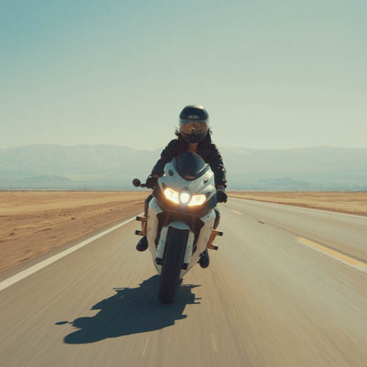 8K premium royalty-free stock footage shot on RED Camera, instantly available in RED R3D format. License this collection of Bike In The Desert now!