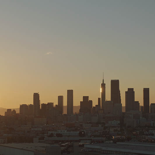 8K premium royalty-free stock footage shot on RED Camera, instantly available in RED R3D format. License this collection of Downton Los Angeles Aerials now!
