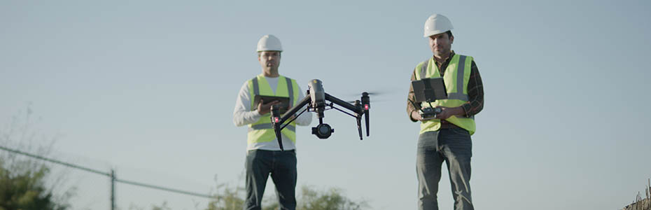 Drone Construction Inspection