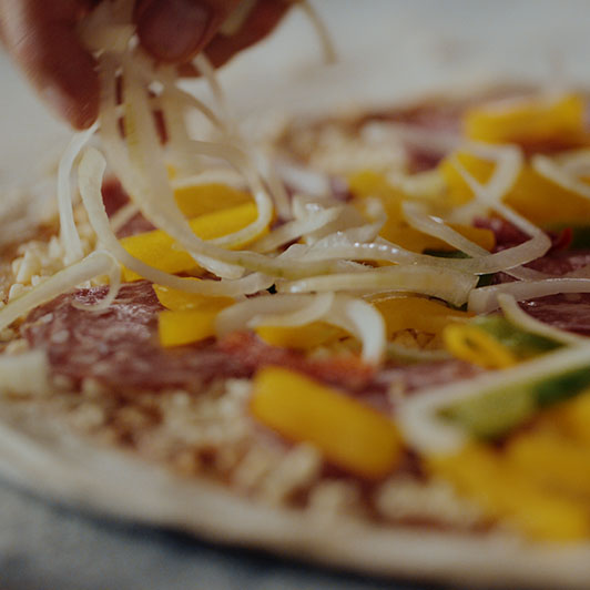 8K premium royalty-free stock footage shot on RED Camera, instantly available in RED R3D format. License this collection of Making Pizza now!