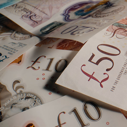 8K premium royalty-free stock footage shot on RED Camera, instantly available in RED R3D format. License this collection of Cash Details - British Pounds now!
