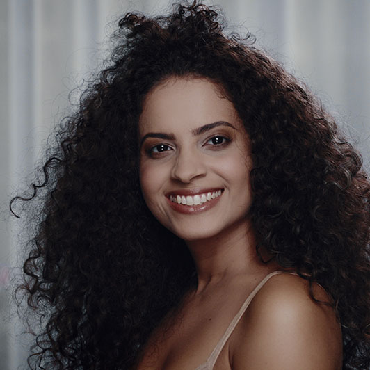 8K premium royalty-free stock footage shot on RED Camera, instantly available in RED R3D format. License this collection of Curly Hair now!