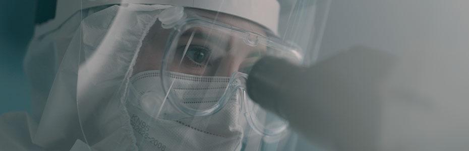 Corona Virus Laboratory Testing