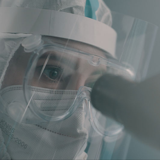 8K premium royalty-free stock footage shot on RED Camera, instantly available in RED R3D format. License this collection of Corona Virus Laboratory Testing now!