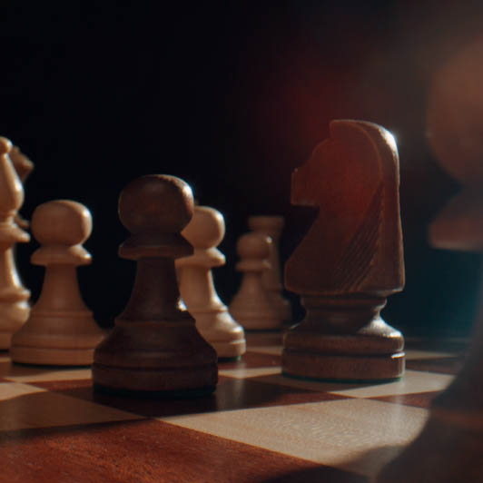8K premium royalty-free stock footage shot on RED Camera, instantly available in RED R3D format. License this collection of Chess now!