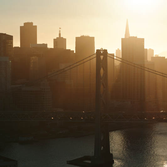 8K premium royalty-free stock footage shot on RED Camera, instantly available in RED R3D format. License this collection of San Francisco Sunset now!
