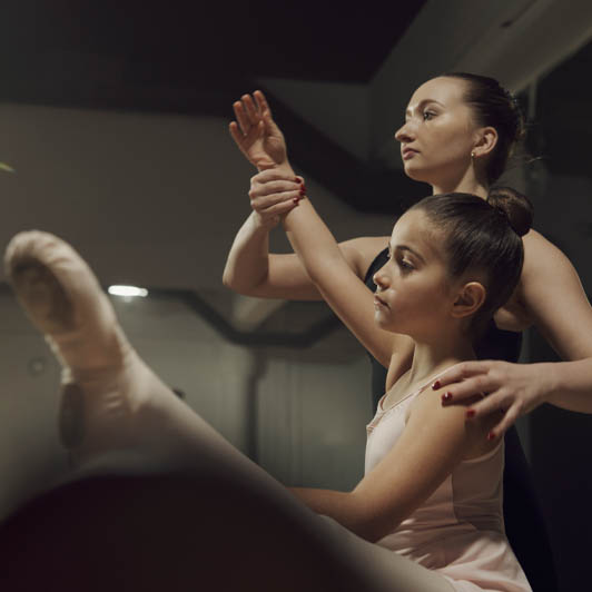 8K premium royalty-free stock footage shot on RED Camera, instantly available in RED R3D format. License this collection of Ballet Lesson now!