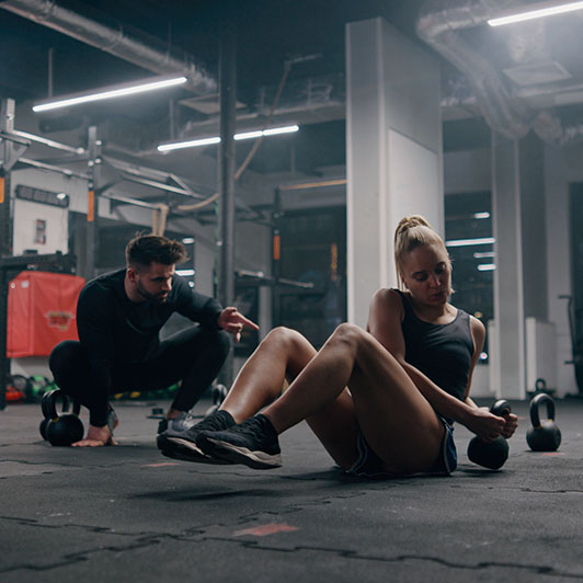 8K premium royalty-free stock footage shot on RED Camera, instantly available in RED R3D format. License this collection of Personal Training now!